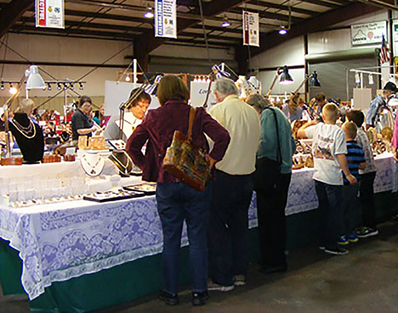 64th Annual Gem & Mineral Show — Crater Rock Museum